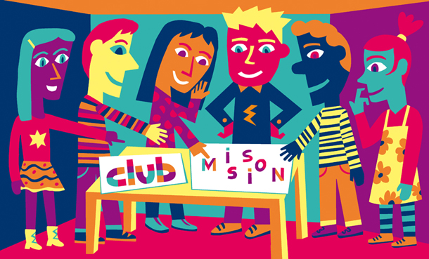 CLUB carte mission