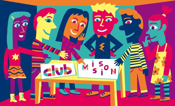 CLUB carte mission