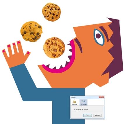 VP cookies